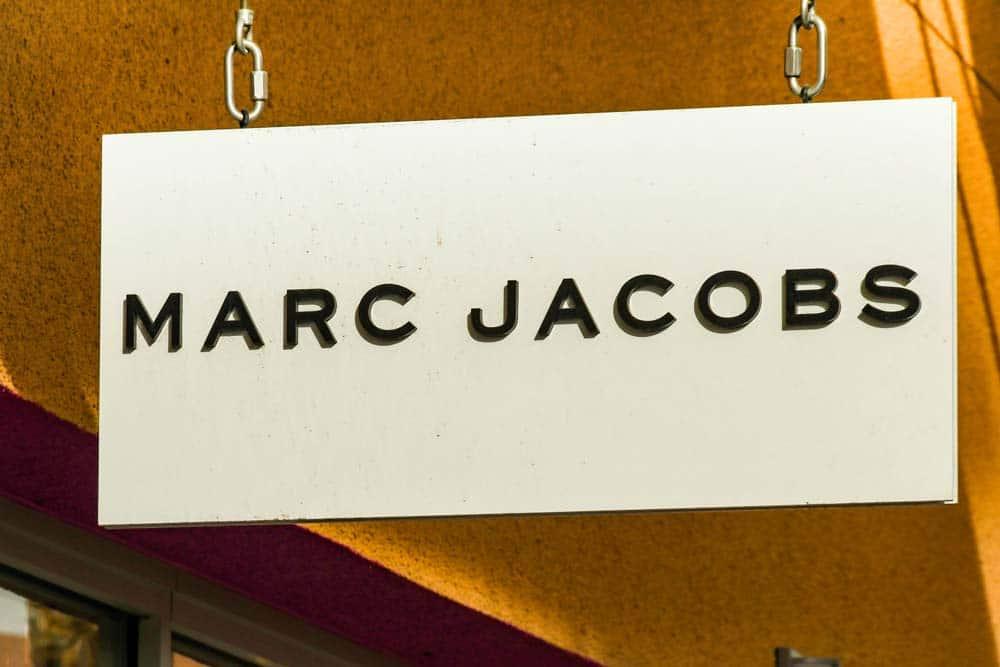 Marc Jacobs perfume store