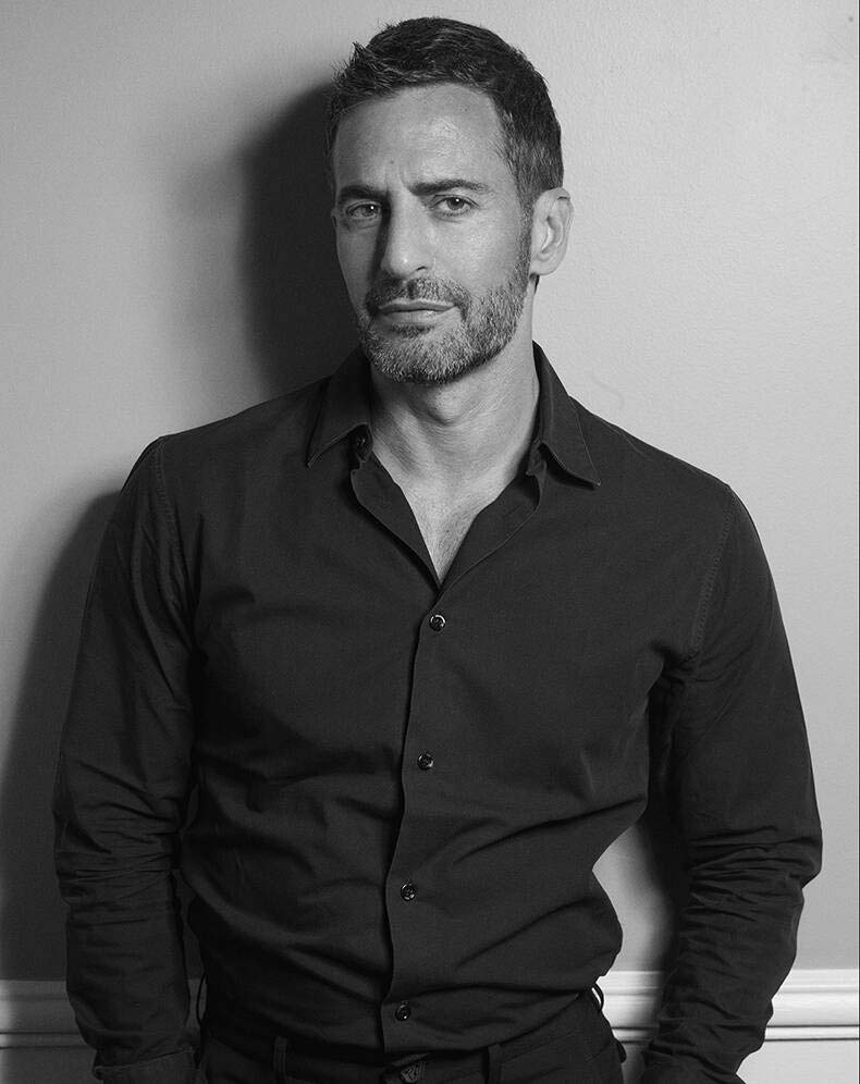 Portret of Marc Jacobs